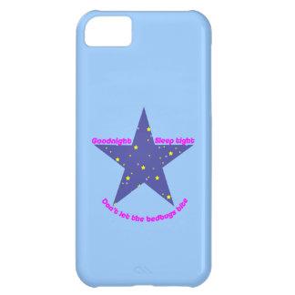 Good Night Sleep Tight Star iPhone 5C Covers