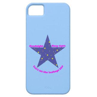 Good Night Sleep Tight Star iPhone 5 Cover