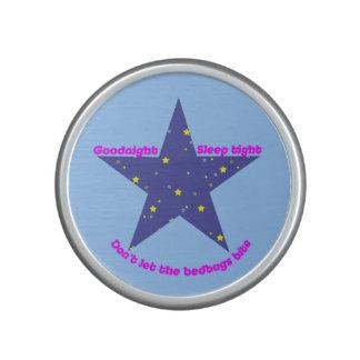 Good Night Sleep Tight Star Speaker