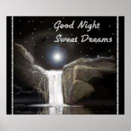 Good night Sweet Dreams Poster