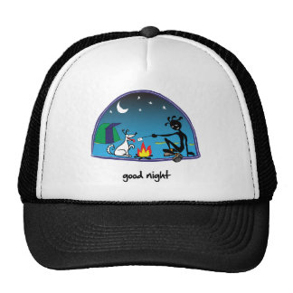"""Good Night!"" Trucker Hat"