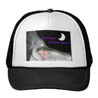 Good Night Trucker Hat