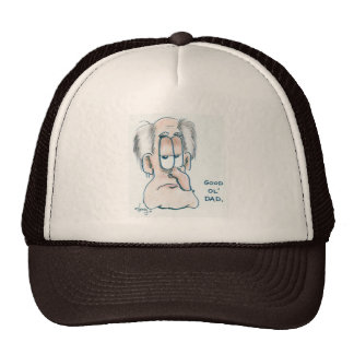 Good Ol' Dad Cap Trucker Hat