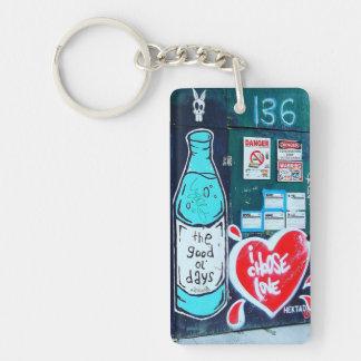 Good Ol' Days Keychain