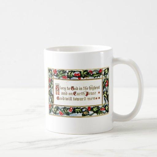 Good Old Christmas Classic White Coffee Mug