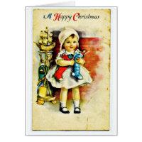 Good Old Christmas Greeting Card
