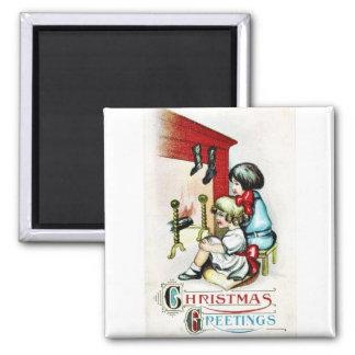 Good Old Christmas Magnet