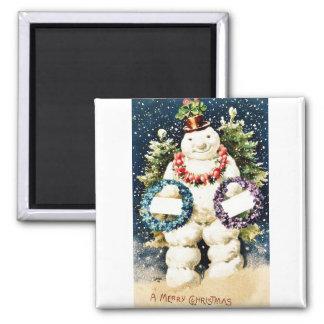 Good Old Christmas Magnets