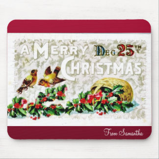 Good Old Christmas Mousepads