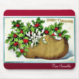 Good Old Christmas Mouse Pads