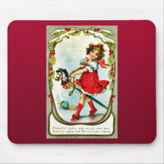 Good Old Christmas Mouse Pad