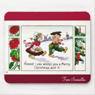 Good Old Christmas Mousepad