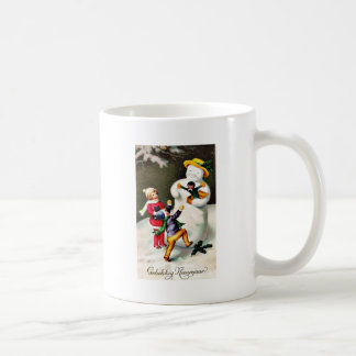 Good Old Christmas Mugs