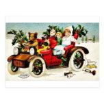 Good Old Christmas Post Card