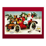 Good Old Christmas Postcards