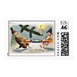 Good Old Christmas Stamp