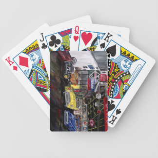 Good Old Days Bicycle Playing Cards