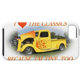 Good old Days iPhone SE/5/5s Case