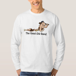 Good Old Days Men's Long Sleeve T T-Shirt