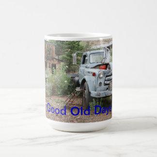 Good Old Days mug