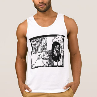 Good Old-Fashioned Wife Beater Tank