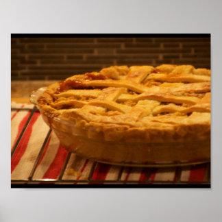 Good Ole' Apple Pie Poster