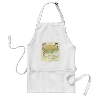 Good Ole Mac and Cheese Adult Apron