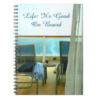 Good On Board Cruise Journal