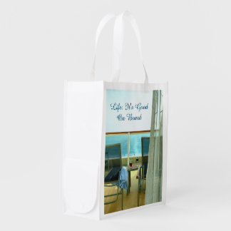 Good On Board Cruise Life Grocery Bag