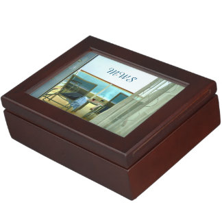 Good On Board Monogrammed Memory Box