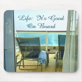 Good On Board Mouse Pad