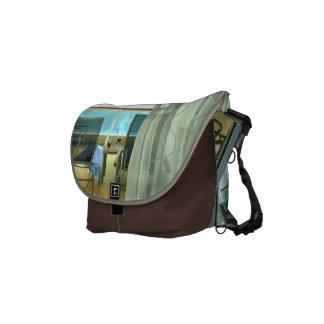 Good On Board Small Brown Small Messenger Bag