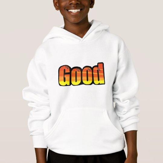 Good Orange Airbrush Graphic Customize Me! Hoodie