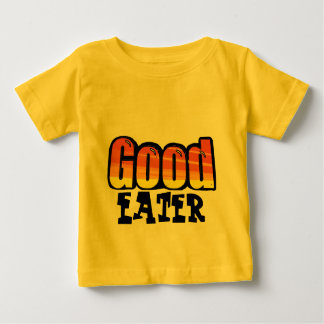 Good Orange Spraypaint Graphic, Customize Me! Baby T-Shirt