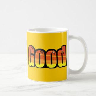 Good Orange Spraypaint Graphic, Customize Me! Coffee Mugs