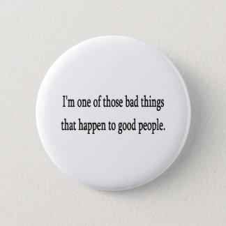 Good People Pinback Button