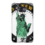 Good Plans for a voyage to New York Samsung Galaxy SII Case