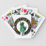 Good Plans for a voyage to New York Playing Cards