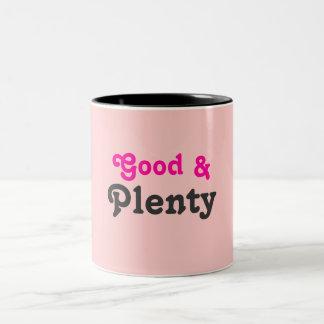 Good &, Plenty Two-Tone Coffee Mug