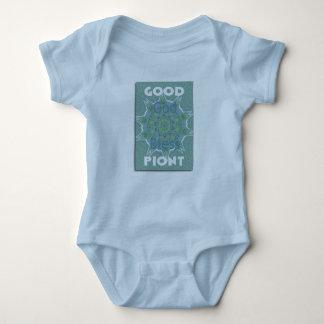 Good Point God Bless baby Tshirt