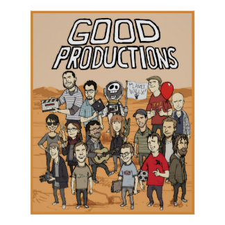 Good Productions Poster
