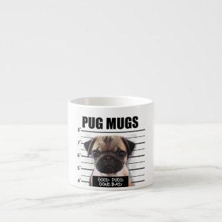 good pugs gone bad espresso cup