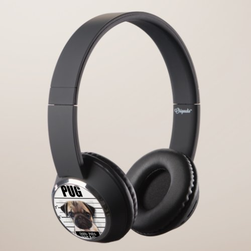 good pugs gone bad headphones