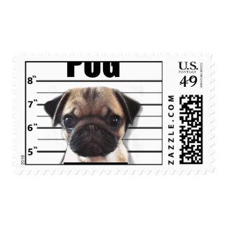 good pugs gone bad postage