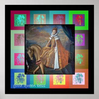 Good Queen Bess Poster