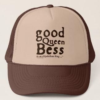 Good Queen Bess Trucker Hat