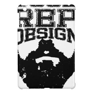 Good Rep Beard iPad Mini Covers