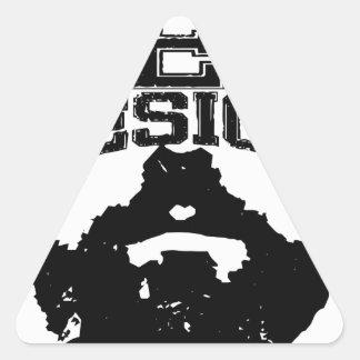 Good Rep Beard Triangle Sticker