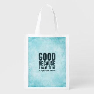 Good Reusable Grocery Bag