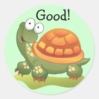 Good Reward Stickers - Turtle
